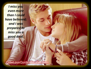 Love Quotes For Him #28