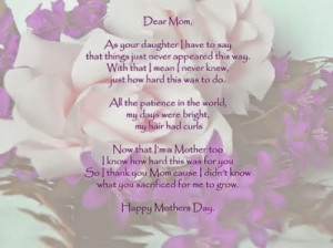 wedding day mother father queenofheartgifts happy mother day quotes ...