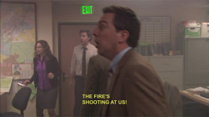 The Office Stress Relief Quotes