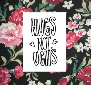 cute quotes hugs