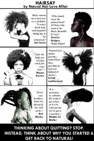 Hairsay by Natural Hair Love Affair