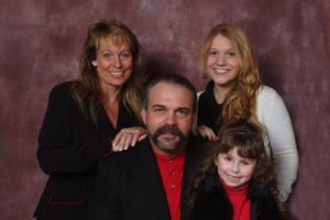 sam childers and family from sam childers bio on the