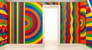 Sol LeWitt @ Art Gallery NSW from 20th Feb to 3rd Aug, 2014.