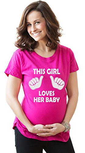 Stay comfortable with a couple of Funny maternity t-shirts from Zazzle. Keep your belly & baby warm. Shop for maternity shirts now!