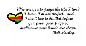 Perfect Bob Marley Quotes