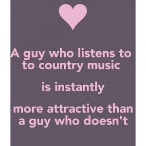 Appreciation quotes, sayings, country music