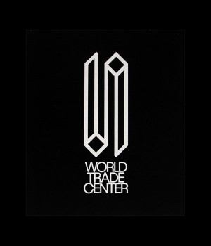 The Missive: World Trade Center (logo) by Herb Lubalin ca.1969