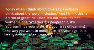 Top Quotes About Diversity And Inclusion
