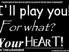 Love And Basketball Quotes Photos, Love And Basketball Quotes Pictures