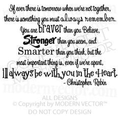 very sweet saying. I want this saying to be read at my funeral (I know ...