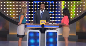 Family Feud Contestant Answers Black When Asked About Zombies