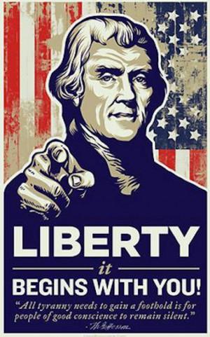 Thomas Jefferson, A True American Original!