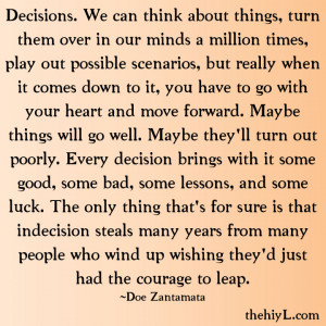 Doe Zantamata Quotes