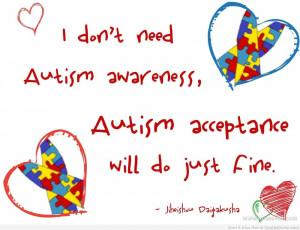 Autism Quotes Images