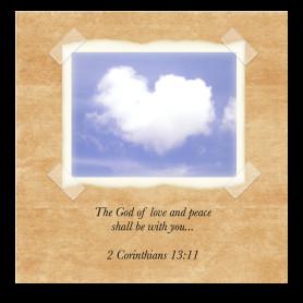 Christian Sympathy Christian sympathy card