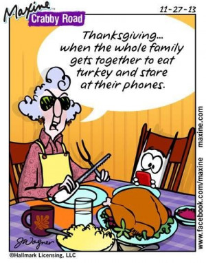 Maxine -- Thanksgiving