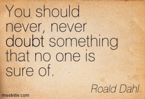 Beautiful and Inspiring Roald Dahl Quotes