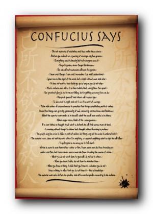 quotes confucius