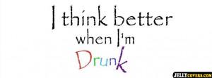 drunk facebook cover