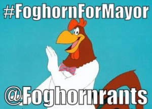 Say Boy Foghorn Leghorn Quotes
