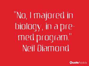No I majored in biology in a pre med program Wallpaper 3