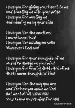 Love Quotes for Him IV – Missing You Quotes – Love Quotes and ...