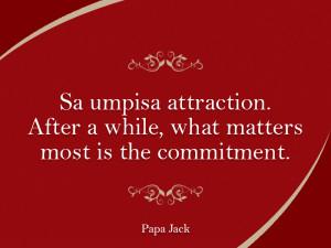 Papa Jack Love Quotes