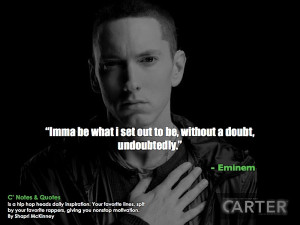 Inspirational Quotes From Rappers Glogster