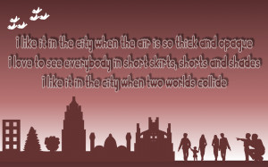 Hometown Glory - Adele Song Lyric Quote in Text Image