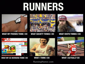 Funny Running Pictures