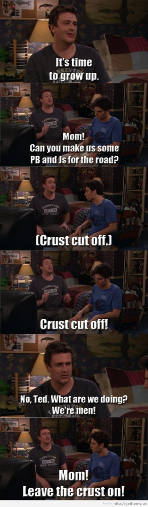 ... with Marshall, Funny How i Met Your mother Quotes - GetFunny.us