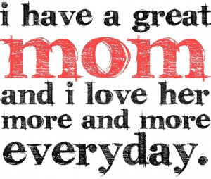 25 Touchingly Sweet Quotes for Moms