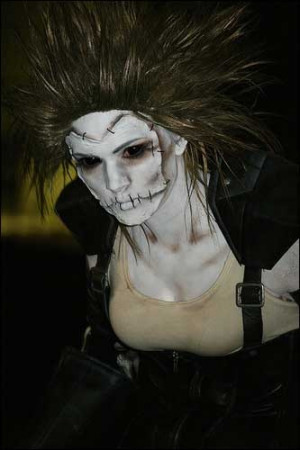 World of Warcraft undead. Awesome!