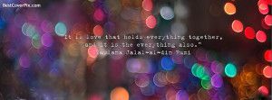 Rumi Quotes Facebook Covers Upload this cover to facebook