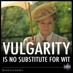 Violet Crawley