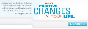 Quotes Making Positive Changes Your Life