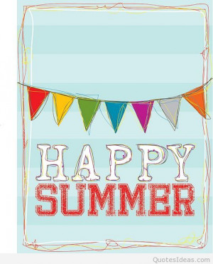 First day of summer is near, Happy Summer First day to all the people ...