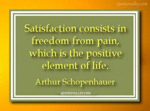 Satisfaction Quotes And Sayings