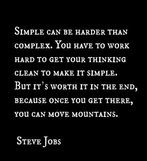 simple but it s worth it in the end because once you get there you can ...