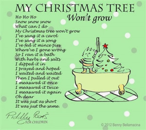 The Funny Christmas Poems For Everyone To Share With The Friends On ...