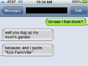 The 25 Best Drunk Texts Ever Sent