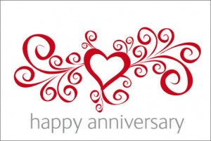 We just celebrated our 9th wedding anniversary on the 21st June, 2012 ...