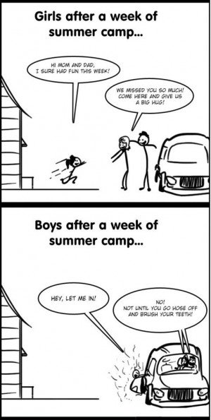 Pictures Funny Summer Camp Quotes