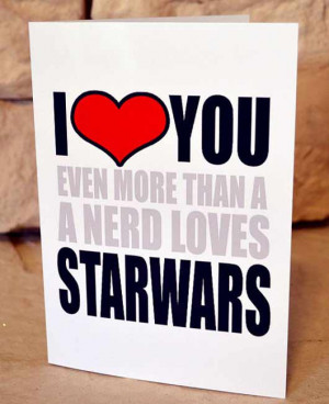 58. Funny I Love You Valentines Card - I Heart you Even More then a ...