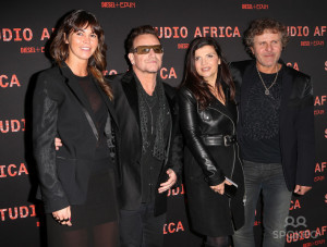 Related Pictures bono and his wife ali hewson at the 2011 glastonbury ...