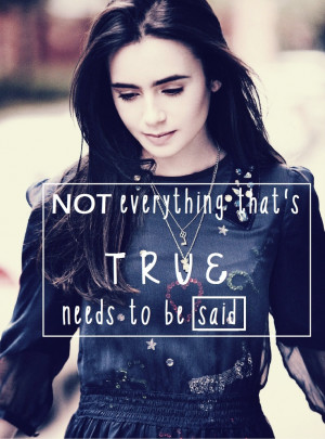 Clary Fray quote, City of Bones: Writing A Book, City Of Bones, The ...