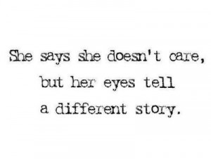 black and white, eye, fact, follow me, letters, quote, she, so true ...