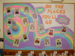 Graduation: Oh the Places You'll Go