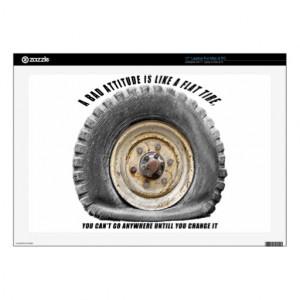 bad_attitude_like_flat_tire_laptop_decal ...