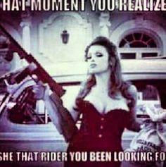 That Ride or Die! More